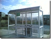 Bus Shelter on Knowsthorpe Gate