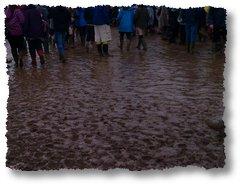 Leeds Festival Mud