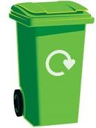 Leeds Recycling bin