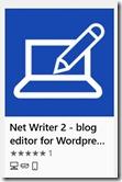 Windows Store Blog Editor
